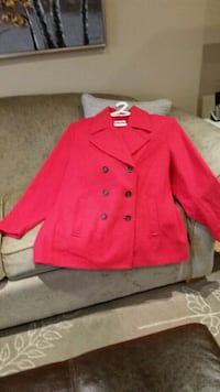 Ladies winter coat 2X. Worn twice. $20 Burlington, L7L 7C3