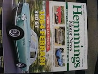 Hemmings Motor News advertising catalog really nic Lakeland, 33813