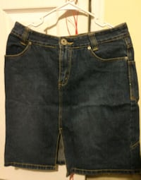 Mini skirt jeans Springfield, 22151