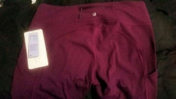 Lululemon size 12 bnwt huggable leggings