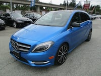 2014 Mercedes-Benz B-Class 2014 Mercedes-Benz B-Class - B250 Sports Tourer langley