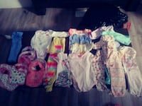 toddler's assorted clothes 2199 mi
