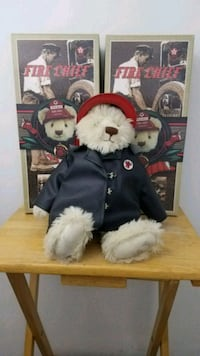 Texaco collection bear fire chief 3rd Edition 1999