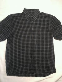 Linea Dome short sleeve shirt Men's M   Vancouver, V6A