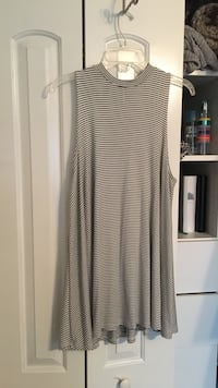 Black and white striped dress  Lutz, 33558