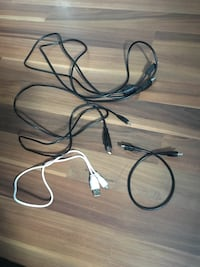 4 Misc. USB cables