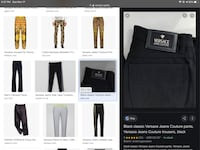 Versace and Georgia Armani pants contact for details  Toronto, M4A 1W7