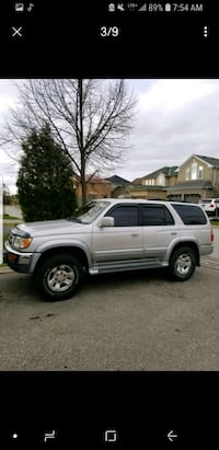 Toyota - Hilux Surf / 4Runner - 1998 Mississauga, L5A 1W9