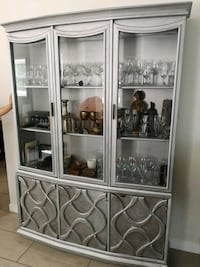 Kitchen Cabinet/display case
