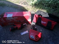 Milwaukee m12 hackzall Vaughan, L6A 1Y7