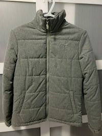 Vans zip-up jacket Toronto