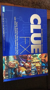 Electronic Clue Game