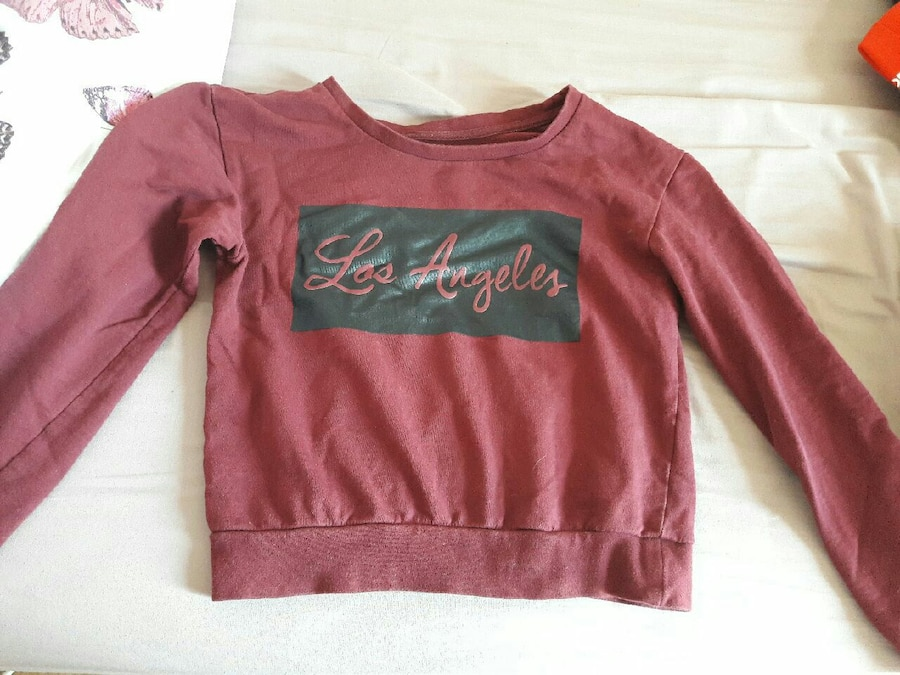 Pull Los Angeles manches longues