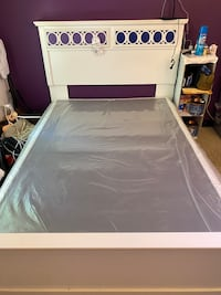 Zayley Full sized panel bed Capitol Heights, 20743