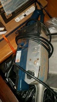 black and blue corded power tool Denver, 80216
