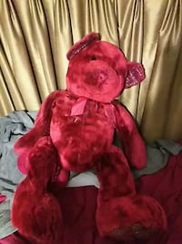 Big red teddy bear for girlfriend or bf Los Angeles, 90063