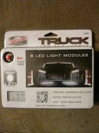 Truck LED Bed Lights