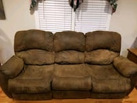 Sofa and loveseat with free recliner Powhatan, 23139