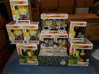 Dragon ball z exclusive funko pops (FIRM PRICES) Toronto, M1L 2T3
