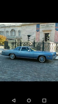 Cadillac - Eldorado - 1977 Fort Washington