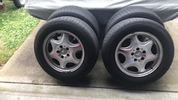 wheels and tires. 400