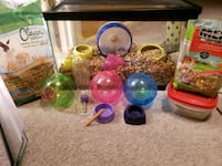 Hamster Cage and Accessories  Lexington, 40515