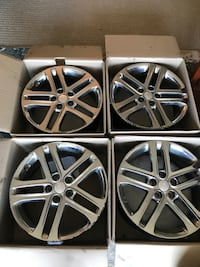 "18"" 2013 Kia Optima Chrome Wheels Wilmington, 19801"