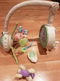 Fisher Price uro med lyd og lys Trondheim, 7042