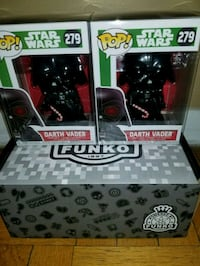 Darth Vader with Candy cane $30 EACH  Toronto, M1L 2T3