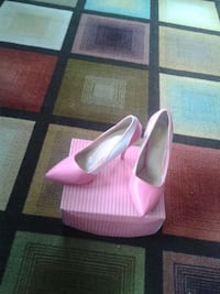 Pink and white pumps Dalzell, 29040