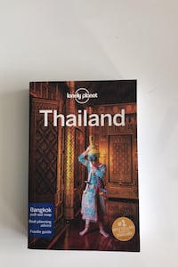 Thailand guide book  Houston, 77063