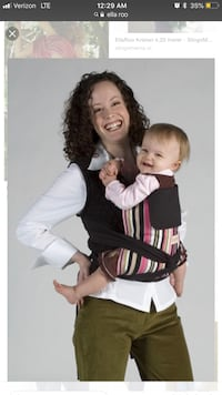 Ella too baby carrier Annandale, 22003