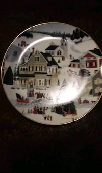 Collector plate York, 17406