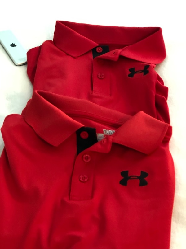d414ada87 Used Boys UA shirts for sale in Bishop - letgo