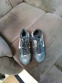 Cleats size 7 and 1/2 Fairfield
