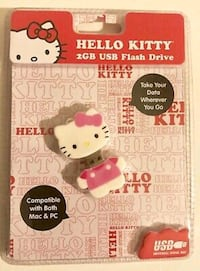 Sanrio Hello Kitty Flash Drive
