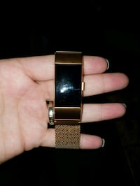 black and silver smart watch Fall River, 02721
