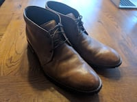 Cole haan leather boots 10.5