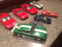 Coupe die-cast collection 590 km