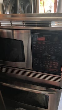 black and gray microwave oven Laurel, 20708