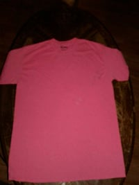 pink crew-neck shirt Morristown, 37814