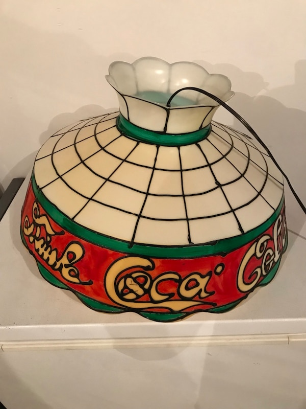 Coca Cola Hanging Light 42513f0a-6f02-4829-8b95-ec16676aeac4