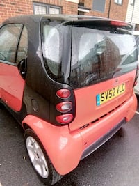 smart - ForTwo - 2002 Buxton, SK17 7PE
