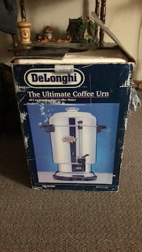 60 cup stainless steal coffee maker