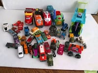 Hot Wheels and other cars Big Lot 45 total Whitchurch-Stouffville, L4A 0J5