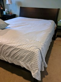 Mattress and bed frame Baltimore, 21224