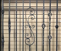 Iron Spindles & Solid Wood Handrails Starting At $4.00 Mississauga