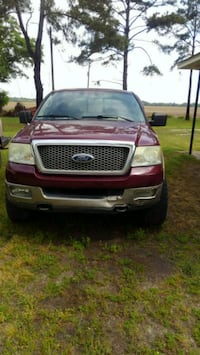 red Ford F-150 Cordele, 31015