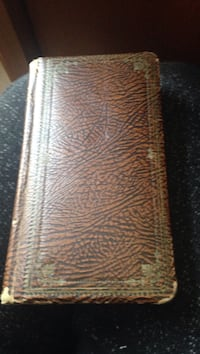 1931 French Missel and 1906 book of poems English