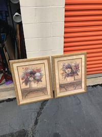 Two Framed Paintings for $60 Norcross, 30071